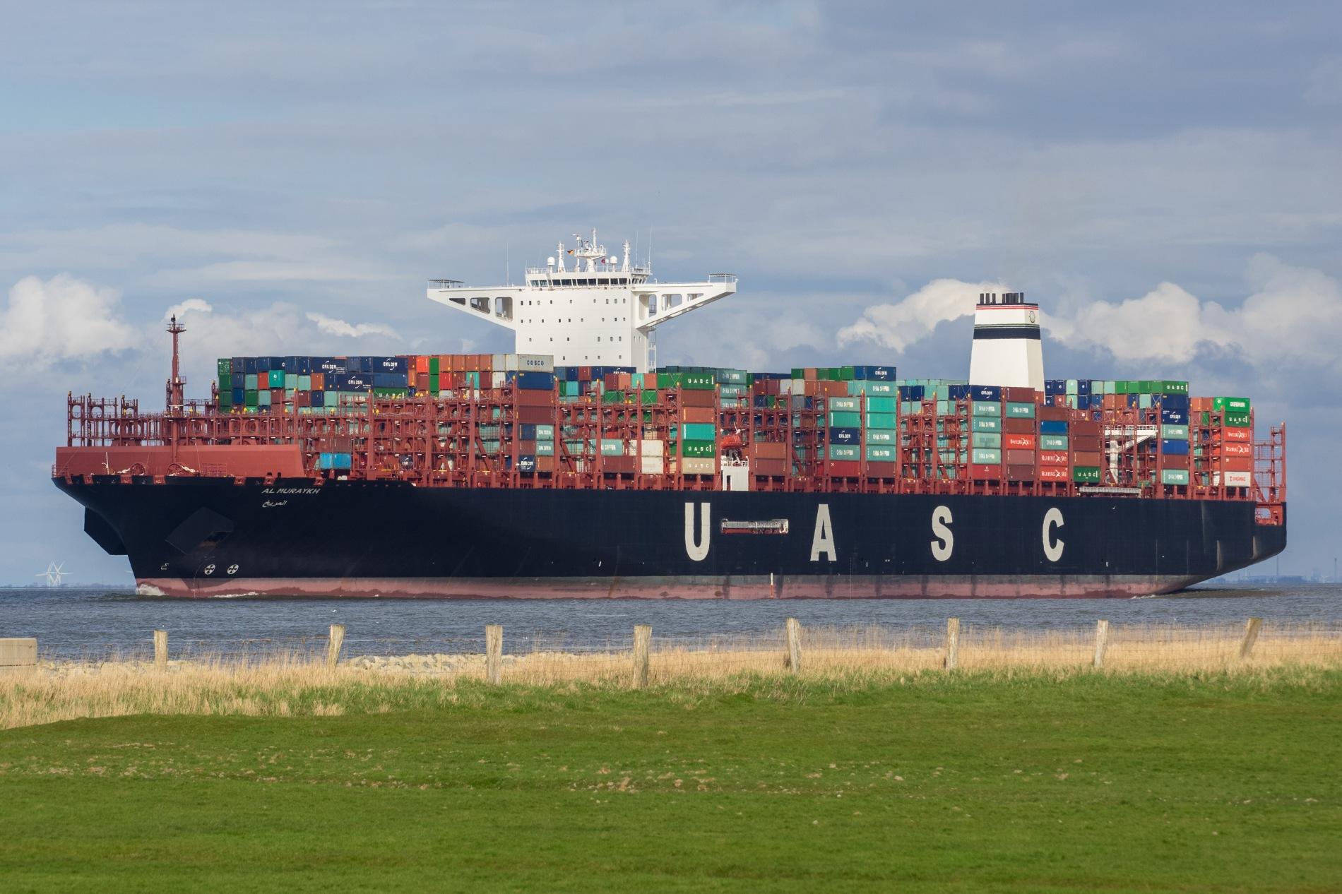 schiffe vor cuxhaven live